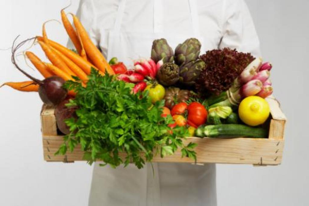 Mon calendrier des fruits et légumes de Printemps ! <em>(de Amélie Saunois)</em>
