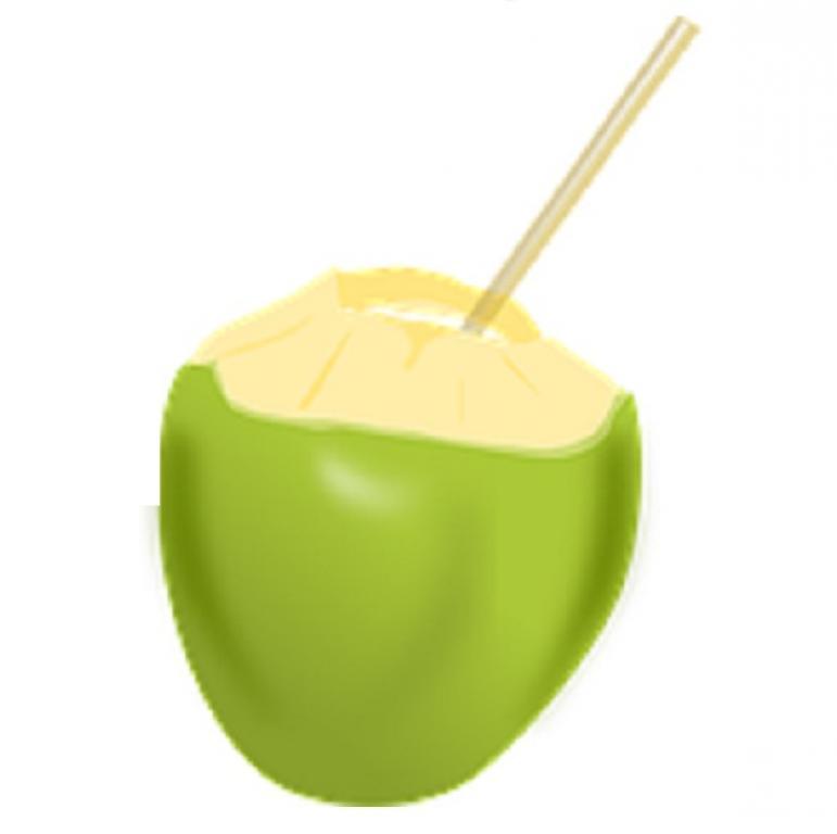 L'eau de coco - Une alternative aux sodas ! <em>(de Isabelle Brivet)</em>