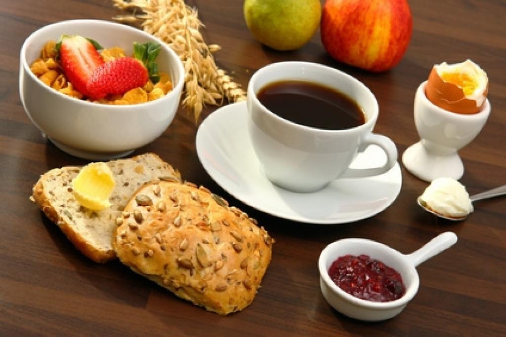Faire un petit déjeuner moins sucré. <em>(de Gwénola Lestrohan)</em>