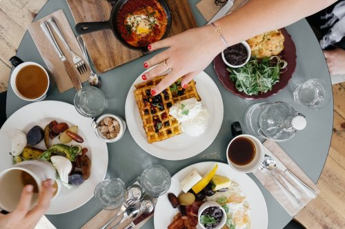 Que choisir quand on est au restaurant ? <em>(de Anaïs Seggio)</em>