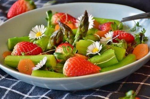 Les fruits et légumes d'Avril <em>(de Maryse Travo)</em>