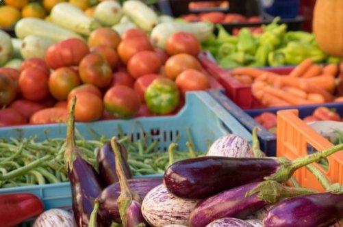 Fruits et légumes de Juin <em>(de Maryse Travo)</em>